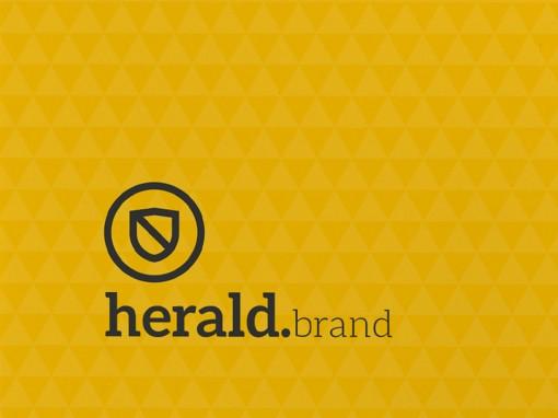 herald Rebrand
